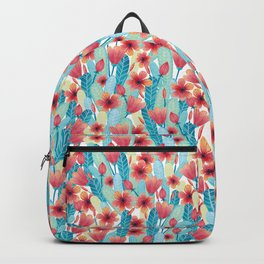 Little Daisy House Backpack