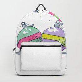 Christmas Balls Backpack