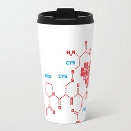 The chemistry of love Travel Mug