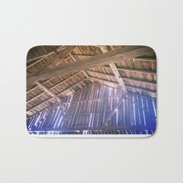 beams Bath Mat