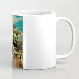 Hunter S Coffee Mug