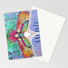Flying Eagle Stationery Cards