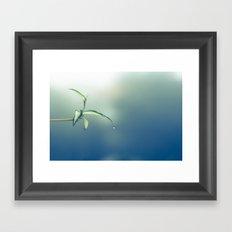 fog #3 Framed Art Print