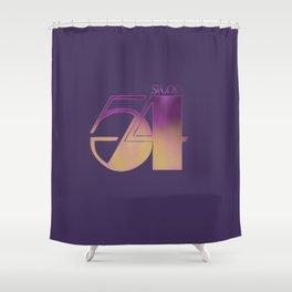 Studio 54 Shower Curtain