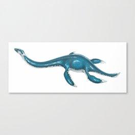 Plesiosaur Canvas Print