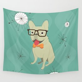 Frank the Frenchie Wall Tapestry