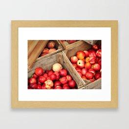 Millions of Peaches Framed Art Print