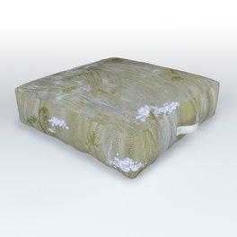 Nature Spirit - painting Outdoor Floor Cushion