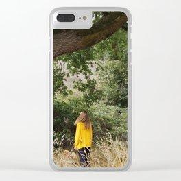 Natural Wonderment Clear iPhone Case