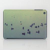 ducks iPad Cases featuring Ducks by Krizan