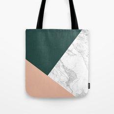 Stylish Marble Tote Bag