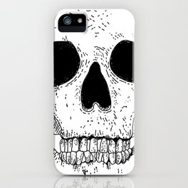 Super Skull iPhone Case