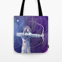 Lagrange Points Tote Bag