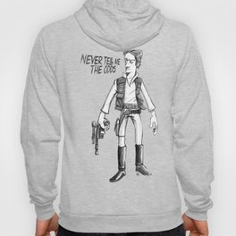 Never Tell me the odds - Han Solo Hoody