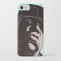 biggie smalls iPhone & iPod Cases featuring Biggie Smalls by Art By Ariel Cruz