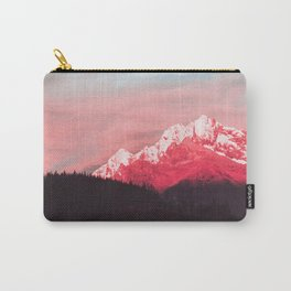 Peruvian mountains at sunset 2 Carry-All Pouch