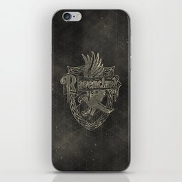 Ravenclaw House iPhone Skin
