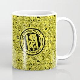 Fantasmas Somos Todos Coffee Mug
