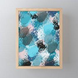 Abstract pattern 68 Framed Mini Art Print