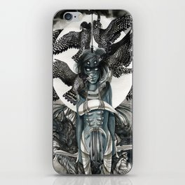 Peregrine  iPhone Skin
