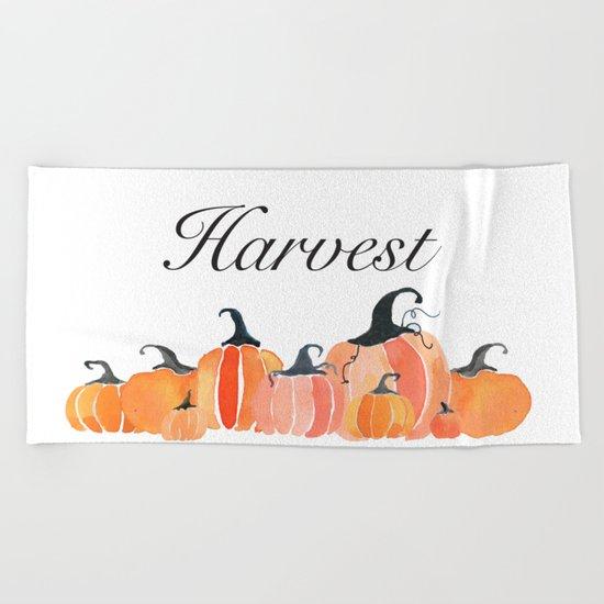 Harvest Beach Towel