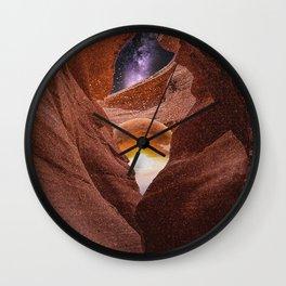 Canyonland Wall Clock