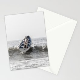 Over The Wave Stationery Cards