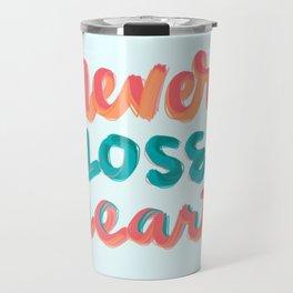 2 Cor 4:16 Travel Mug