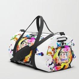 Parfum Rainbow Duffle Bag