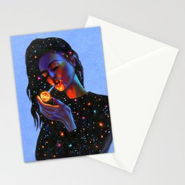 Ask the Universe Stationery Cards