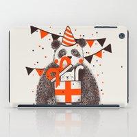 happy birthday iPad Cases featuring Happy Birthday by Tobe Fonseca