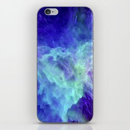 Space Explosion 07 iPhone Skin