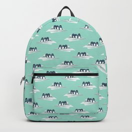 Let's travel the world Backpack