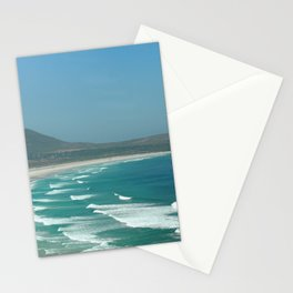Cape of Good hope to south Africa Stationery Cards
