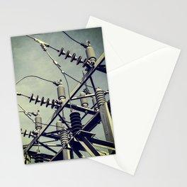 Electricity Stationery Cards