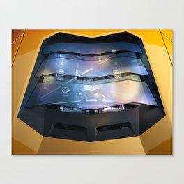 V12 Canvas Print