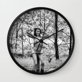 Bound in Nature by MB Wall Clock