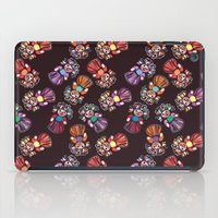 mucha iPad Cases featuring mucha muchacha by Elminimal