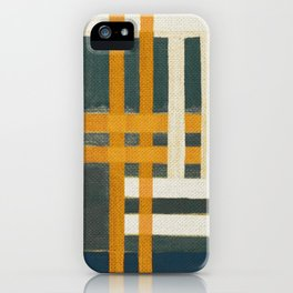 Urban Intersections 7 iPhone Case