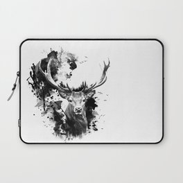 Once upon a Stag Laptop Sleeve