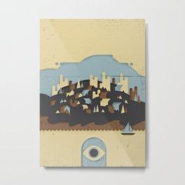 El Niño Metal Print