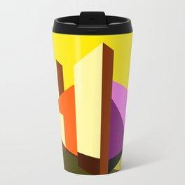 Casa Luis Barragán - Modern architecture abstracts  Travel Mug