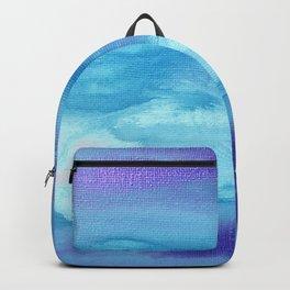 Blue & Gold Backpack