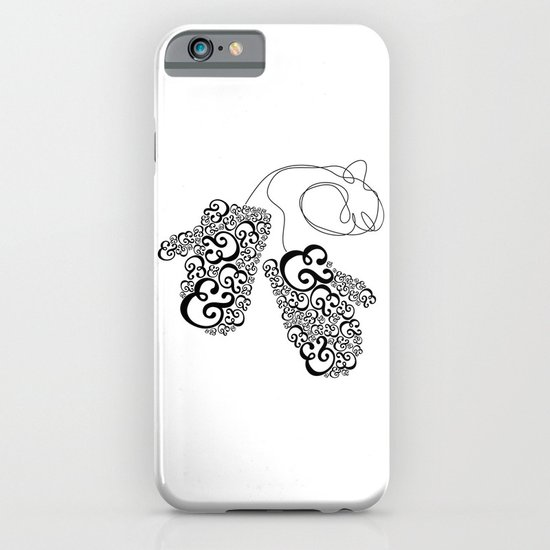 Ampersand Mittens iPhone & iPod Case