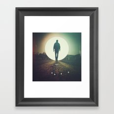 The Disconnect Framed Art Print