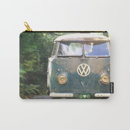 Peace Love Nature Carry-All Pouch