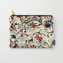 abstract funny 1 Carry-All Pouch