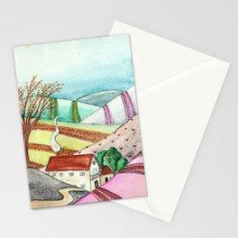 Landscape 7 Stationery Cards