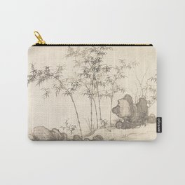 Bamboo grove Carry-All Pouch