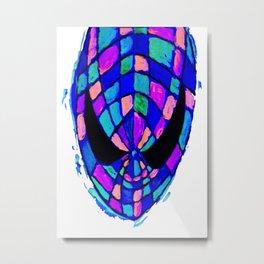Evil Spider Metal Print